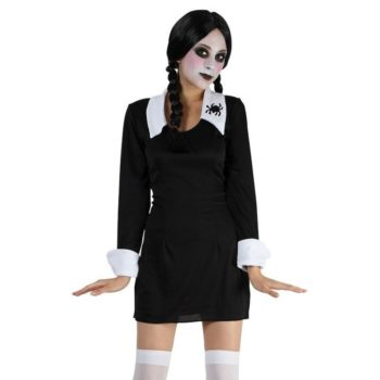 Creepy school girl costume